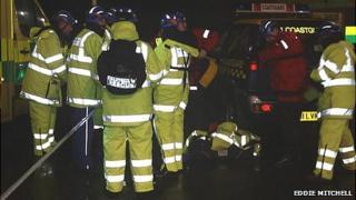 Rescue attempt