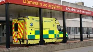 Glan Clwyd Hospital, Denbighshire