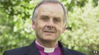 Rchesgob Cymru, Dr Barry Morgan