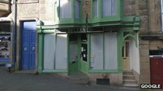Beltane cafe bar, Buxton