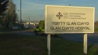 Arwydd Glan Clwyd