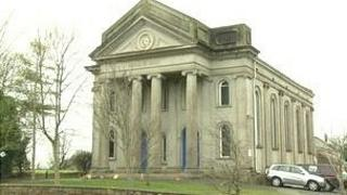 Sion Methodist Chapel in Jersey