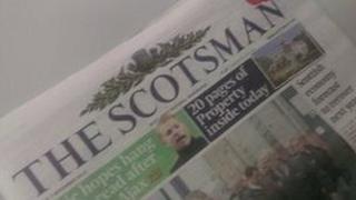 scotsman newspaper