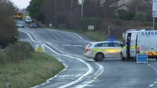 Police at Sligo siege