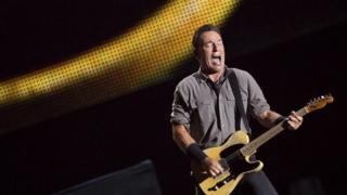 Bruce Springsteen in concert
