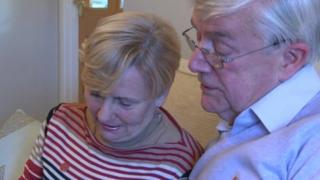 Graham and Pauline Evans