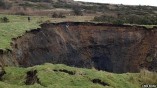 Foolow sinkhole