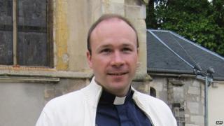 Fr Georges Vandenbeusch - file pic