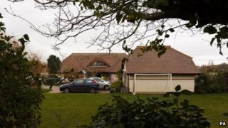 House in Smuggler's Lane, Bosham
