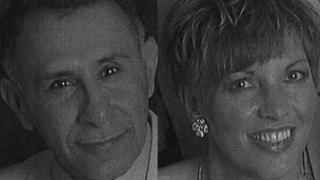 John Leigh and Deborah Harrison