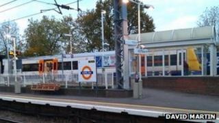 Gospel Oak station