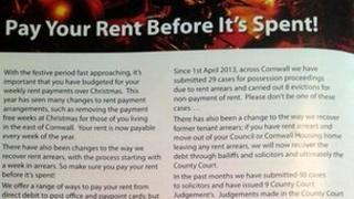 Housing newsletter