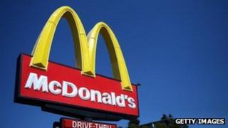 Suaicheantas McDonald's