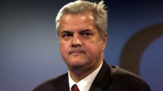 Romania ex-Prime Minister Adrian Nastase - file pic
