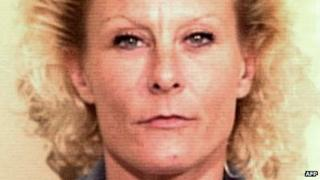 Colleen LaRose from the Tom Green County Jail in Texas 26 June 1997