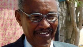 Abdirahman Farole (8 January 2009)
