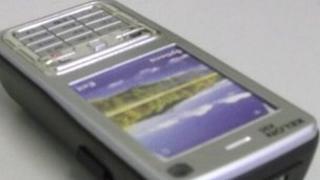 50,000-volt stun gun disguised as phone
