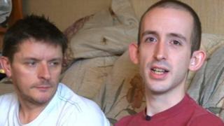 James Preston and Phil Robathan