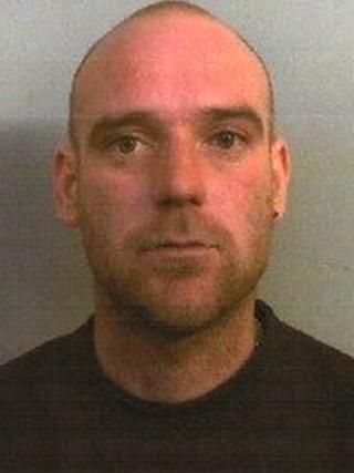 Matthew White, 34, of Witcombe, Yate, South Gloucestershire