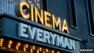 Everyman Cinema at Birmingham Mailbox