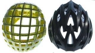 The secret ingredient for a safer bike helmet: paper