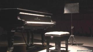 Jersey Opera House Steinway Piano