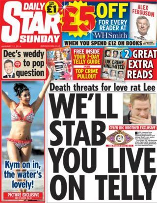 Daily Star Sunday 12/1/14