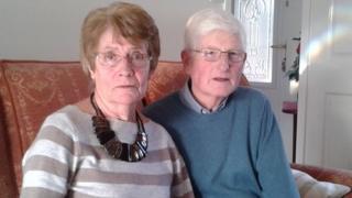 Judy and John Payne
