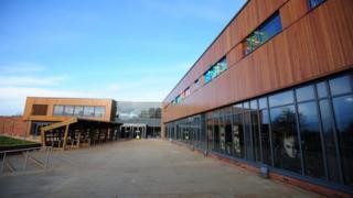 Ilkeston campus of Derby College in Pimlico