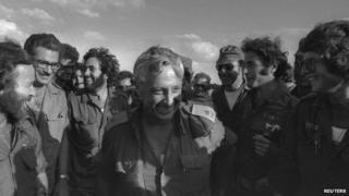 Ariel Sharon, Suez Canal, 1973