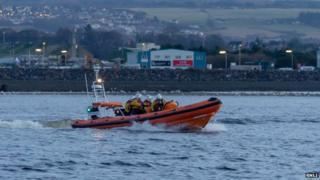 RNLI Kessock lifeboat
