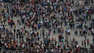 More than 20 million people live in Beijing