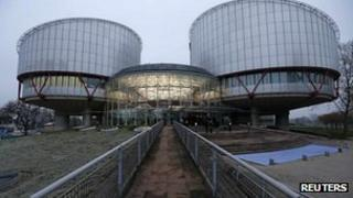 Strasbourg's European Court of Human Rights