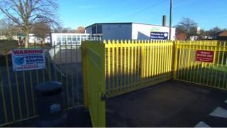 Mason Moore Primary School in Millbrook