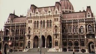 Hungarian government buildings