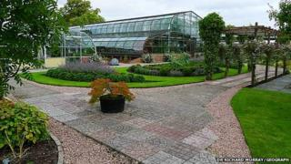 Inverness Floral Hall