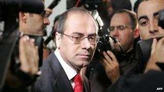 Israeli Energy Minister Silvan Shalom. File photo