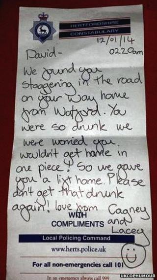 'Cagney and Lacey' letter