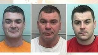 Stephen Barlow, Richard Blundell and Craig Murray