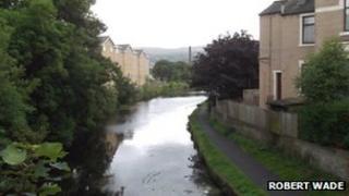 Leeds Liverpool Canal near Ormerod Road