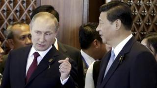 Papers say Xi Jinping's meeting with Vladimir Putin will strengthen China-Russia ties