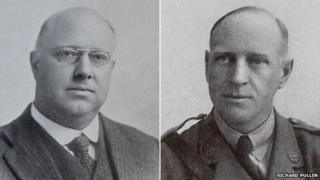 William Tritton and Walter Wilson