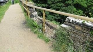 Aqueduct at Pontymoile, near Pontypool