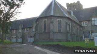 St Mary's site, Bangor