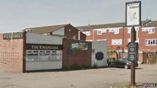 Kingfisher pub, Castle Bromwich