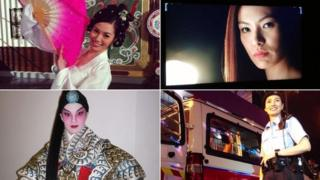 Luvin Chingwai in various roles