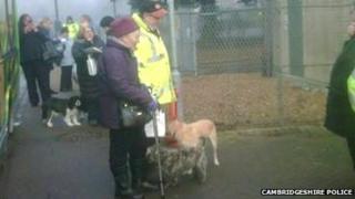 Dog walker neighbourhood watch, March, Cambs
