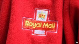 Royal Mail coat