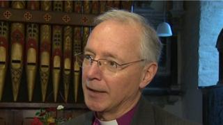 The Right Reverend Nick McKinnel