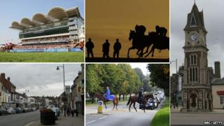 Newmarket - Home of Horseracing